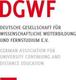 Call For Papers – Jahrestagung Der Deutschen Gesellschaft Für Wissenschaftliche Weiterbildung Und Fernstudium (DGWF) [31. März 2015]