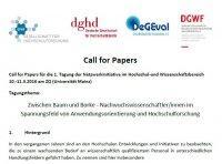 1. Tagung der Netzwerkinitiative – 10.-11.3.2016 (Universität Mainz)