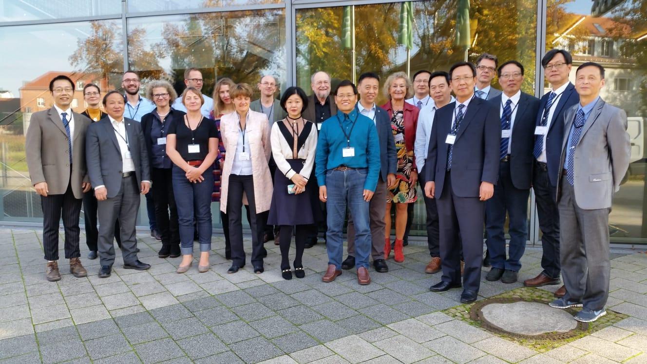 Dokumentation Des 5. Deutsch-Chinesischen Hochschulforums In Berlin